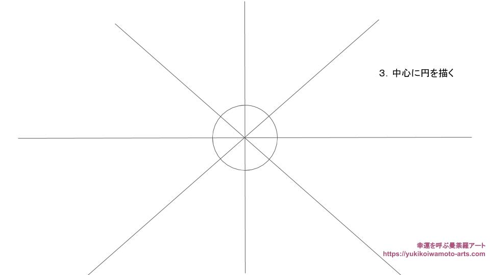 compass drawing procedure-2
