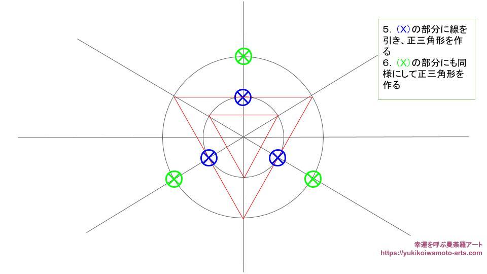 hexagram drawing-4
