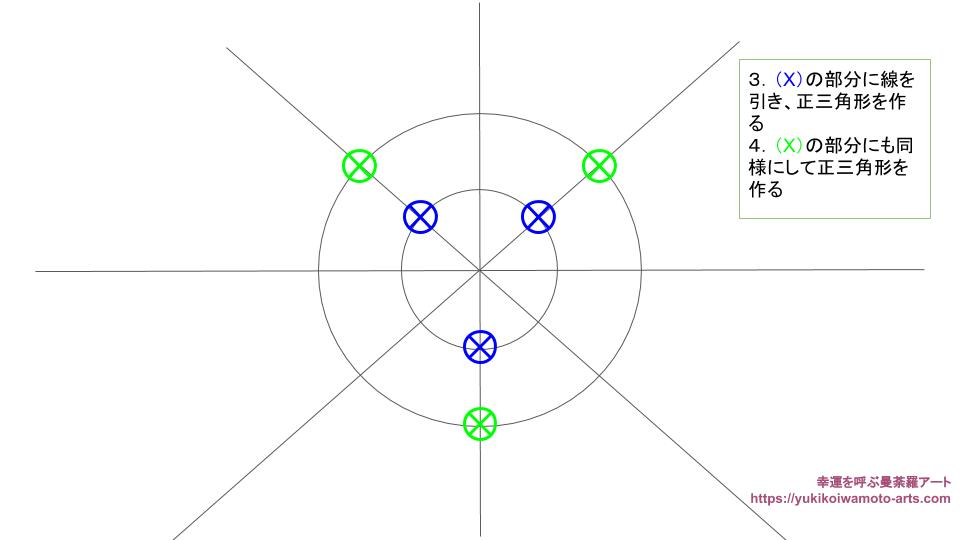 hexagram drawing-3
