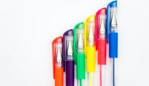 これを選べば失敗しない曼荼羅アートにお勧めのペン6選