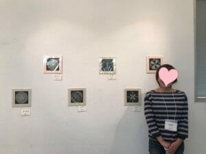 2018年曼荼羅アート展Mさんの作品