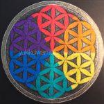 mandala art flower of life